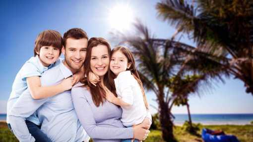 Famiglia serena con My Insurance