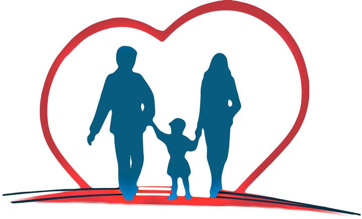 Famiglia assicurata con My Insurance